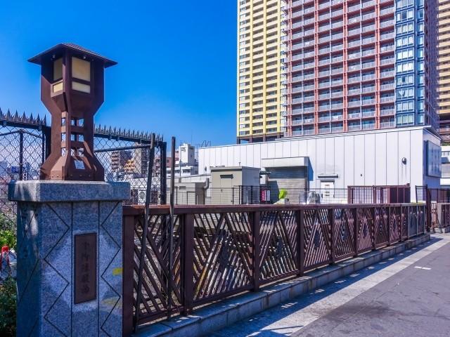 下御隠殿橋(トレインミュージアム)